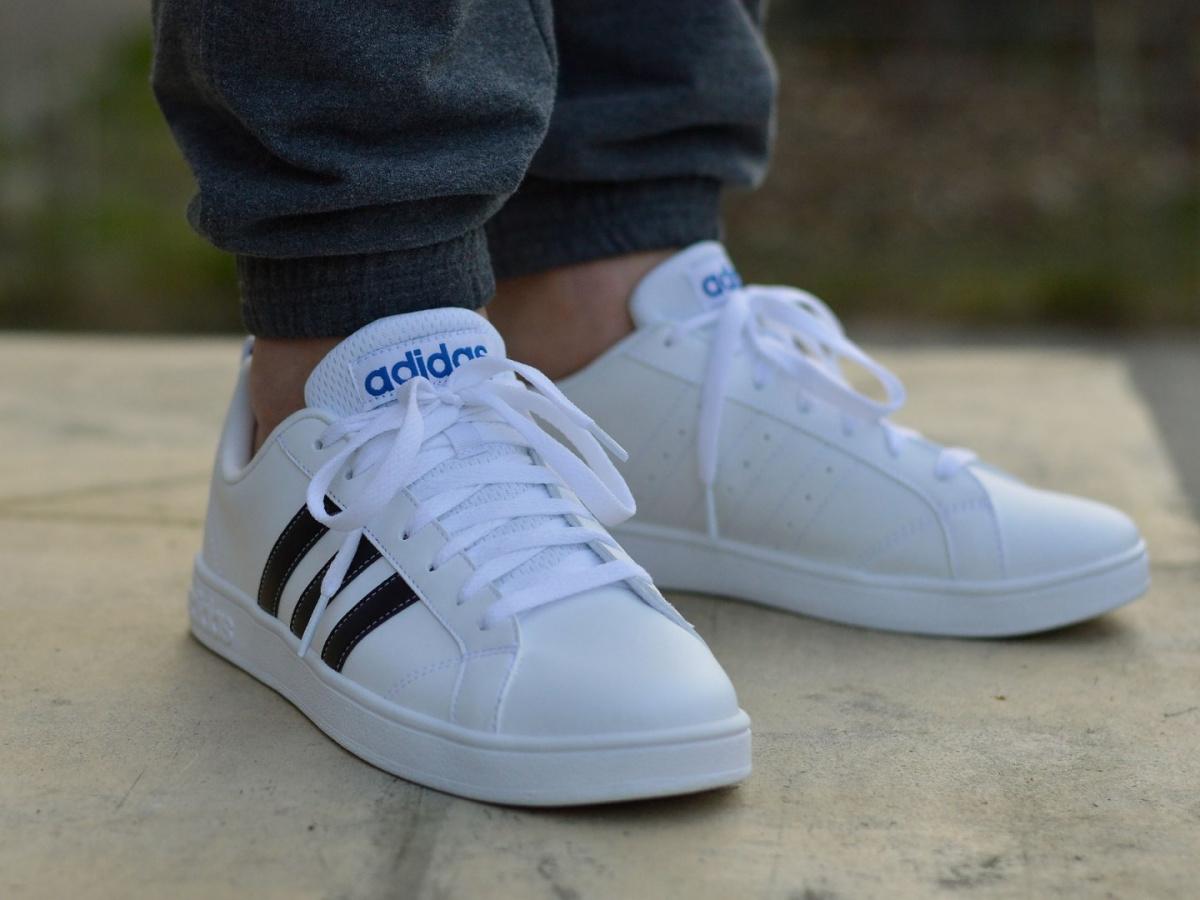 ADIDAS VS ADVANTAGE F99254 Herren Sportschuhe Sneaker EUR